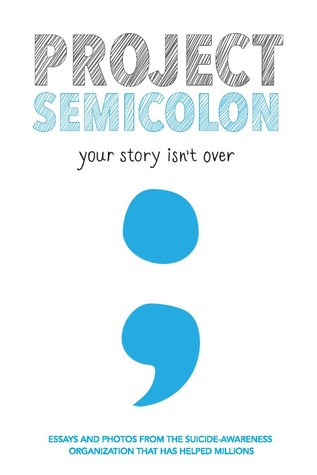 Image result for project semicolon book
