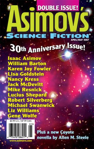 Asimov's Science Fiction, April/May 2007