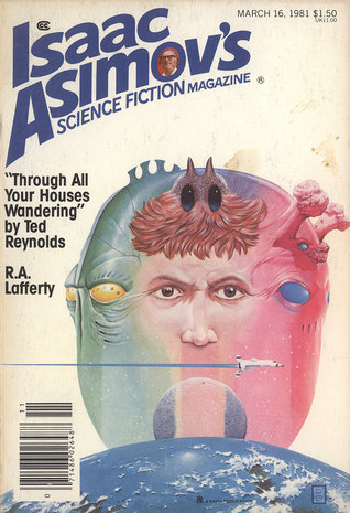 Isaac Asimov's Science Fiction Magazine, March 16, 1981 (Asimov's Science Fiction, #37)