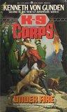 Under Fire (K-9 Corps, #2)