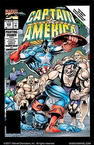 Captain America (1968-1996) #430