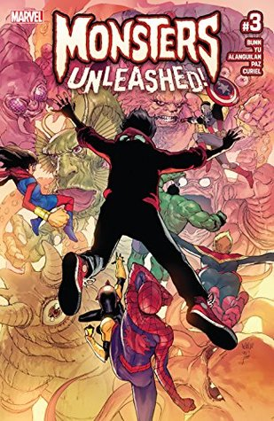 Monsters Unleashed (2017) #3