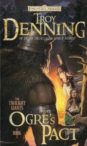 The Ogre's Pact by Troy Denning