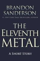 The Eleventh Metal (Mistborn, #0.5)