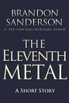 The Eleventh Metal by Brandon Sanderson