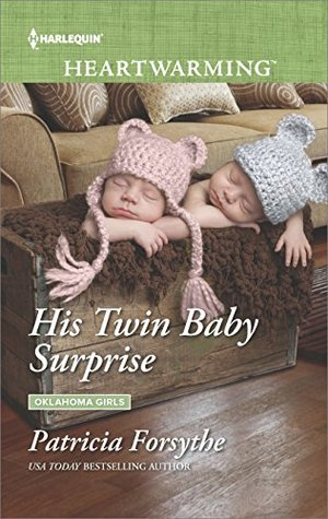 His Twin Baby Surprise(Oklahoma Girls 3)