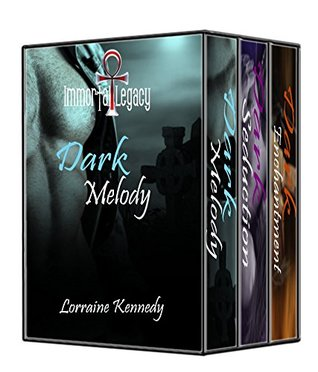 Immortal Legacy Collection 1: Books 1 - 3