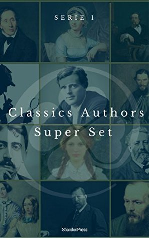 Classics Authors Super Set Serie 1