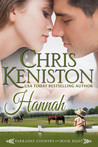 Hannah (Farraday Country Book 8)