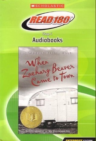 Scholastic, Read 180: When Zachary Beaver Came to Town (Audiobook) Stage C (6 Cd pack)