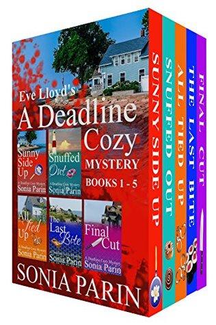 Eve Lloyd's A Deadline Cozy Mystery (Deadline Cozy Mystery #1-5)