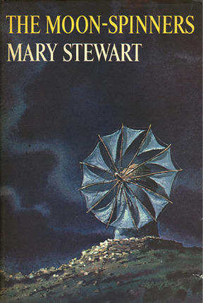 Ebook The Moon-Spinners by Mary  Stewart TXT!