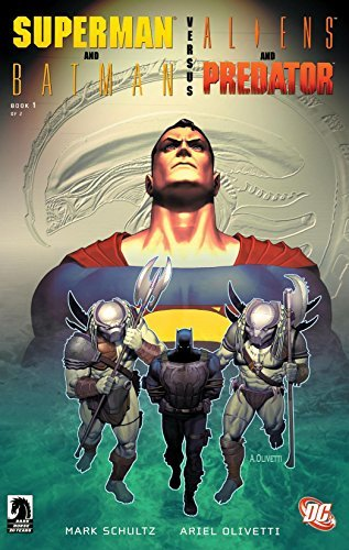 Superman/Batman vs. Aliens/Predator (2007) #1 (Superman and Batman Vs. Aliens and Predator (2007))