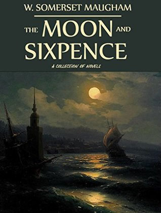 The Moon and Sixpense and Other Novels: Boxed Set