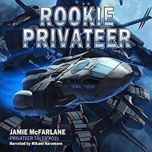 Rookie privateer by Jamie Mcfarlane