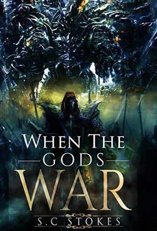 When The Gods War (Chronicles of Meldinar, #2)