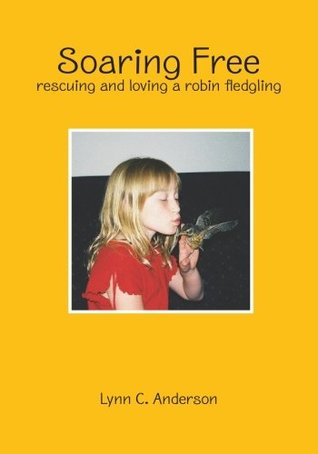 Soaring Free: rescuing and loving a robin fledgling