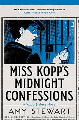 Miss Kopps Midnight Confessions(Kopp Sisters 3)