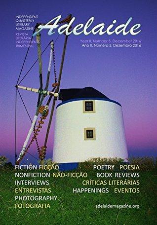Adelaide literary magazine: winter issue 2016, no.5 par Stevan V. Nikolic