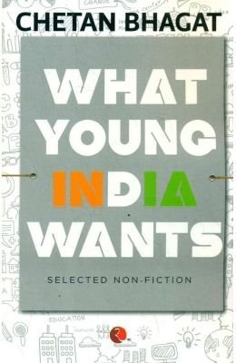 Wants ebook young bhagat what india chetan