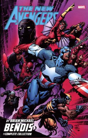 New Avengers by Brian Michael Bendis: The Complete Collection, Vol. 2