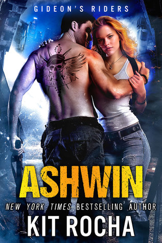 Review: Ashwin by Kit Rocha (@mlsimmons, @kitrocha)