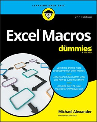 Excel Macros For Dummies. (For Dummies