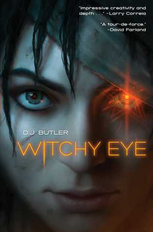 Witchy Eye (Witchy Eye, #1)
