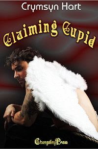 Book Review: Claiming Cupid by Crymsyn Hart