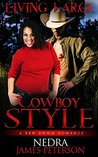 Living Large Cowboy Style: BBW BWWM Romance