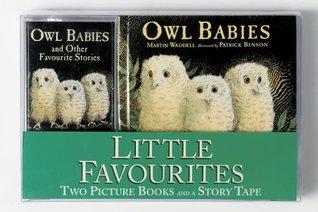Owl Babies/ Little Beaver Giftset: Owl/Beaver Tape and Book