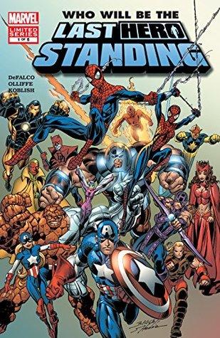 Last Hero Standing (2005) #1 (of 5)