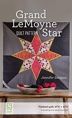 Grand LeMoyne Star Quilt Pattern