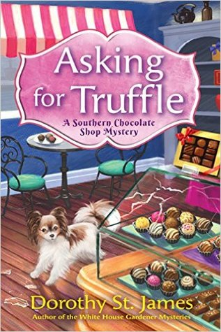 Asking for Truffle (A Southern Chocolate Shop Mystery, #1)