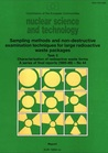Sampling Methods & Non Destructive Examination Techniques for Large Radioactive Waste Packages (Eur 13884)