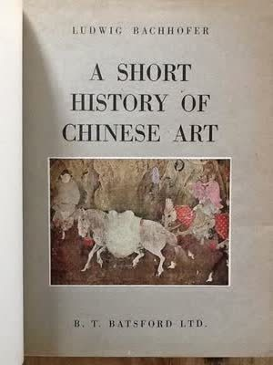 A Short History of Chinese Art