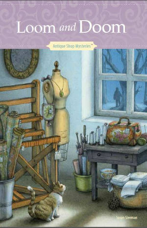 Loom and Doom (Antique Shop Mysteries #2)