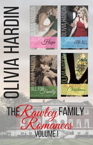 The Rawley Family Romances Volume I - Olivia Hardin