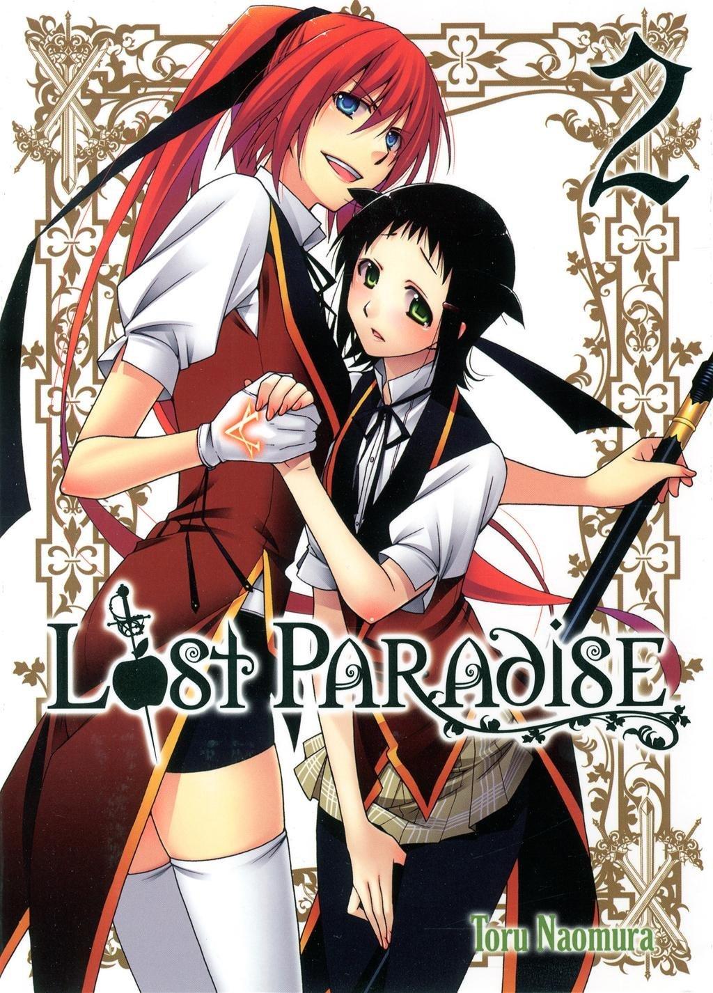 Lost Paradise (Lost Paradise, #2)