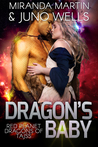 Alien Dragon's Baby (Red Planet Dragons of Tajss, #1)