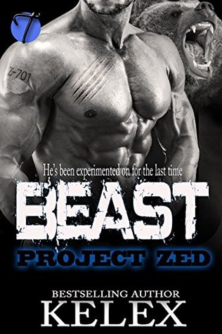 Book Review: Beast (Project Zed #1) by Kelex