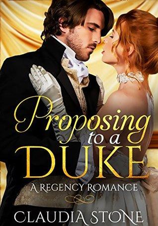 Proposing to a Duke