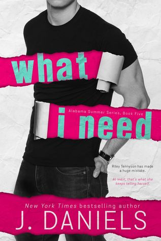 What I Need (Alabama Summer, #5)