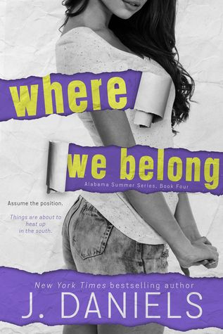Where We Belong (Alabama Summer, #4)