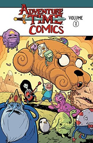 Adventure Time Comics Vol. 1 by Katie Cook