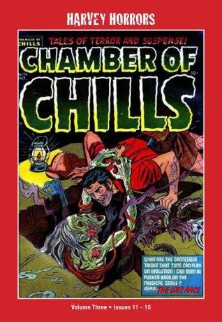 Harvey Horrors Chamber of Chills, Vol. 3