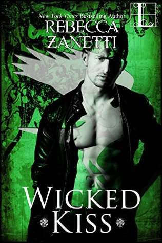 Wicked Kiss(Realm Enforcers 4) - Rebecca Zanetti