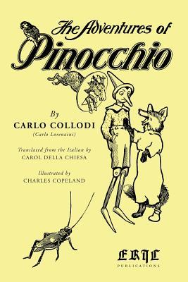 The Adventures of Pinocchio: Illustrated