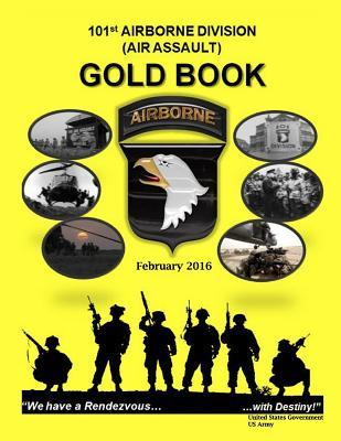 101st Airborne Division (Air Assault) Gold Book February 2016