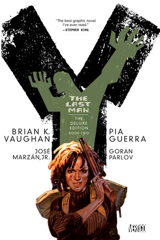 Y: The Last Man - The Deluxe Edition Book Two